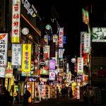 カラスが韓国にいない!